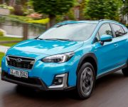 2020 Subaru Crosstrek Uk