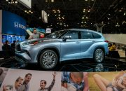 2020 Toyota Highlander Towing Capacity