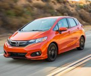 2020 Honda Fit Msrp
