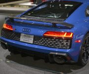 2020 Audi R8 Top Speed