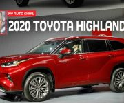 2020 Toyota Highlander Limited V6