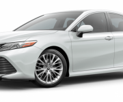 2020 Toyota Camry Colors